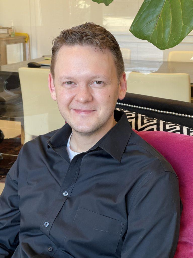 Headshot of Fritz Fulton - Crimson Design Group Expediting Coordinator